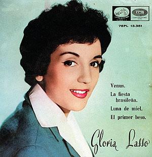 Adios a Gloria Lasso