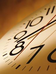 Tic, tac...