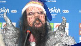 Eurovisión monstruoso (qué malo)