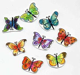 Reeducando a las mariposas